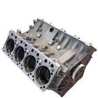 Блок цилиндров двигателя с коленвалом ЕВРО под Яросл.ТНВД /ОАО Камаз