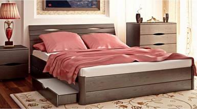 Кровать двухспальная Марита Макси с ящиками (4 шт.)