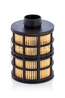 Фильтр топливный Фиат Добло 1.3 2001-->2011 Mann (Германия) PU 723X