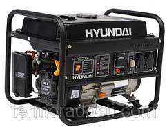 Hyundai HHY 3000F генератор бензиновый (для дома)