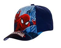 Кепка для мальчика с принтом Spiderman