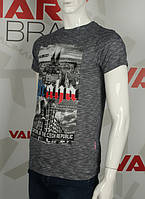 Valimark cтильная мужская футболка Валимарк music код 17190, фото 1