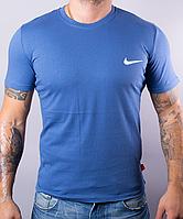 Стильная мужская футболка с значком Найк