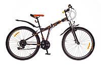 "Велосипед 26"" Formula HUMMER AM 14G Vbr St серый (м) 2016"