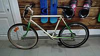 Велосипед Haral зелено-слоновий