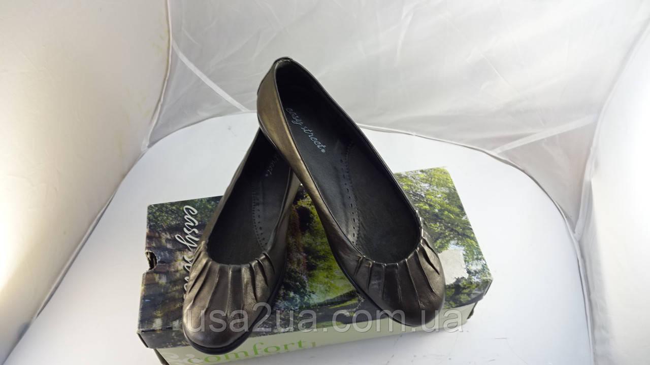 Из США! Женские туфли балетки Easy Street Audrey 37р