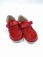 Туфли красные дя девочки Jordan 5012
