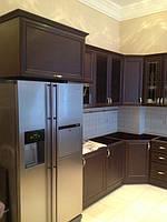 кухня угловая с пеналом фото 14