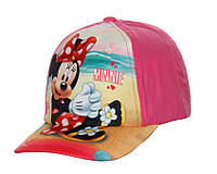 Детская кепка для девочки с принтом Minnie