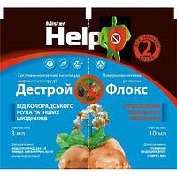 Дестрой 3 мл + Флокс 10 мл  Инсектицид  (Agrosfera)