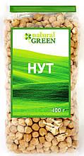Нут (турецкий горох)NATURAL GREEN 400г
