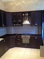 кухня мдф венге классика недорого фото 15
