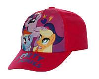 Детская кепка для девочки Party Ponies