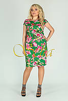 Платье Selta  081 размеры 50, 52, 54, 56