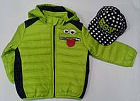 Дитяча демісезонна курточка для хлопчика Kiki&koko 98 104 116  р.