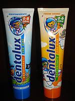 Детская зубная паста Dentalux 100 мл.