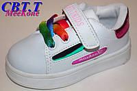 Детская спортивная обувь кеды для мальчиков от фирмы CBT.T A063-2 (12пар 20-25)