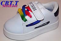 Детская спортивная обувь кеды для мальчиков от фирмы CBT.T A063-3 (12пар 20-25)