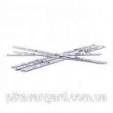 Полотно ножовочное по металлу 300x12,5x0,62, 24T, W3, HSS INTERTOOL HT-3020