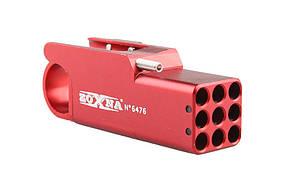 Мини гранатомет ASG Zoxna - красный (ZOX-04-016980) G