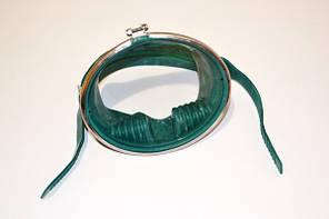 Маска Нимфа, обтюратор-резина, закаленное стекло