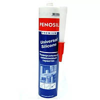Герметик Penosil силиконовый универсальный белый, 310 мл