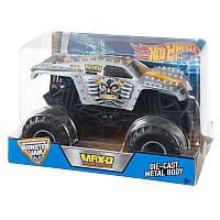 Hot Wheels Monster Jam 1:24 Max-D Металлический внедорожник (США)
