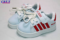 Детская спортивная обувь кеды для мальчиков от фирмы CBT.T A66-4 (12пар 20-25)