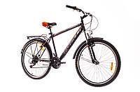 """Велосипед 26"""" Formula MAGNUM AM 14G Vbr St с багажн. черно-оранжевый (м) 2016"""