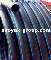 Труба полиэтиленовая черная 40 мм.