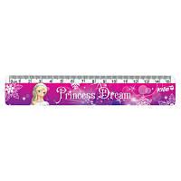 K17-090-2 Линейка пластиковая Princess Dream