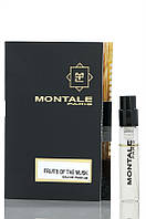 Montale FRUITS OF THE MUSK - vial spray