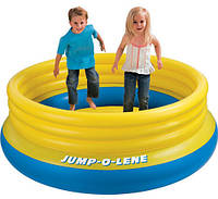 Детский надувной батут Intex Jump-O-Lene, фото 1