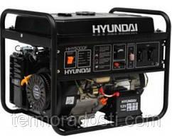 Hyundai HHY 5000F генератор бензиновый (для дома)