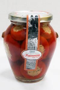 Фаршировані перчики i Peperoncini con Tonno, 280г