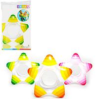 Надувной детский круг в форме звезды | «Intex»