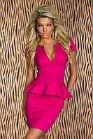 Платье баска шик  42 44 46 48 50 Р, фото 1