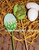 Яйцо зайцы на палочке
