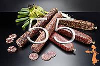"""Искусственная оболочка для домашних колбас """"Пани Салями"""", диаметр 55, цвет прозрачный"""
