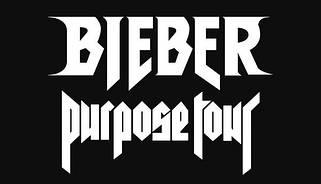 Bieber Purpose Tour