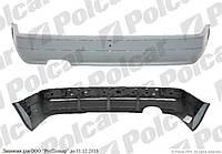 Бампер задний (без накладок, грунт, седан), TYG на AUDI 80 (B4) 09.91 - 94