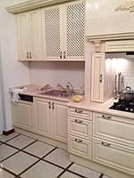 кухня из натурального дерева в итальянском стиле фото 21
