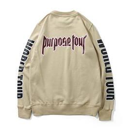 Свитшоты Purpose Tour