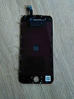 Дисплейный модуль для iPhone 6, черный, high-copy