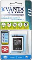 Аккумулятор Kvanta Ultra Sony Ericsson BST-36 (790mAh)