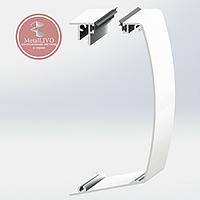 Крышка декоративная алюминиевая для стекла XV7500