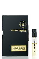 Парфюмированная вода Montale AOUD LEGEND  vial spray унисекс 2 мл Код 10200
