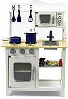 Деревянная Кухня Для Детей CLASSIC WHITE -КОМПЛЕКТ