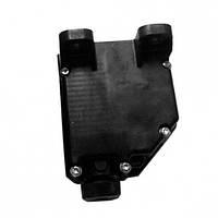 AH223322 Актуатор привода регулировки решет очистки, JD