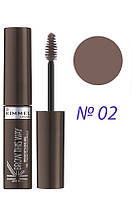 Rimmel - Гель Для бровей - Brow This Way - 02